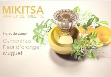 Mikista Parfums FREDERIC M pour Femmes