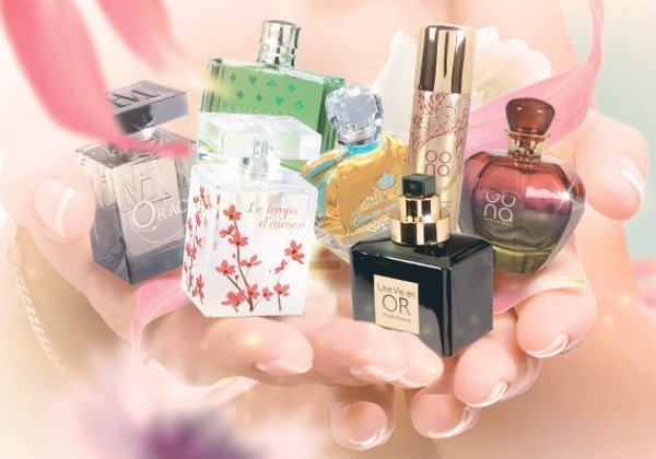 Parfums FREDERIC M